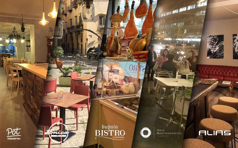 Cinque locali nuovi a Palermo