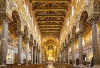 Nuovi percorsi di visita nelle cattedrali di Monreale e Cefalù