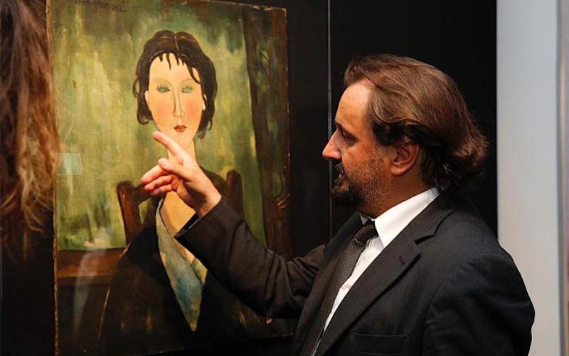 Modigliani a Palermo