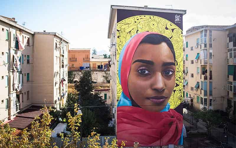 Arte di strada a Palermo