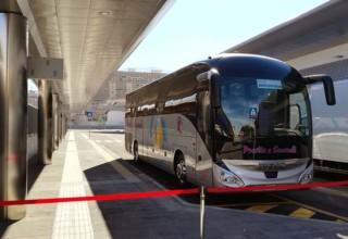 Il nuovo bus terminal: sempre avanti nella riqualificazione di Palermo