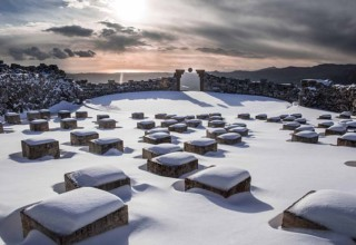 Il teatro di pietra fra le montagne di Santo Stefano di Quisquina