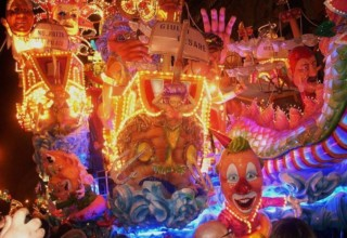 In gita per Carnevale