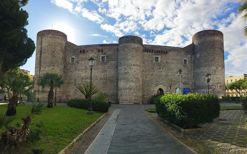 Sulle vie dei tesori di Catania