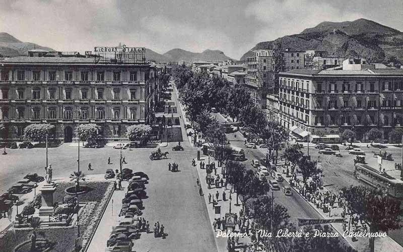 Le strade di Palermo, patrimonio di curiosità