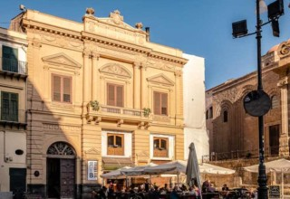 Teatri storici a Palermo