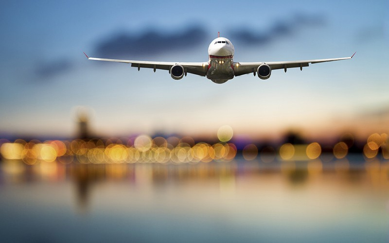 Dall'aeroporto di Palermo si vola sempre di più