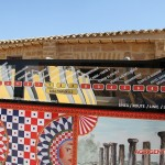I bus del servizio Agrigento City Sightseeing