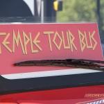 I bus del servizio Agrigento City Sightseeing