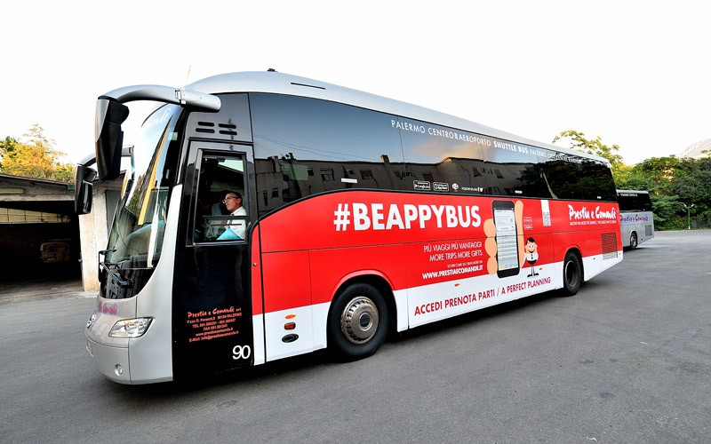 Bus advertising: comunicazione e marketing… in pullman