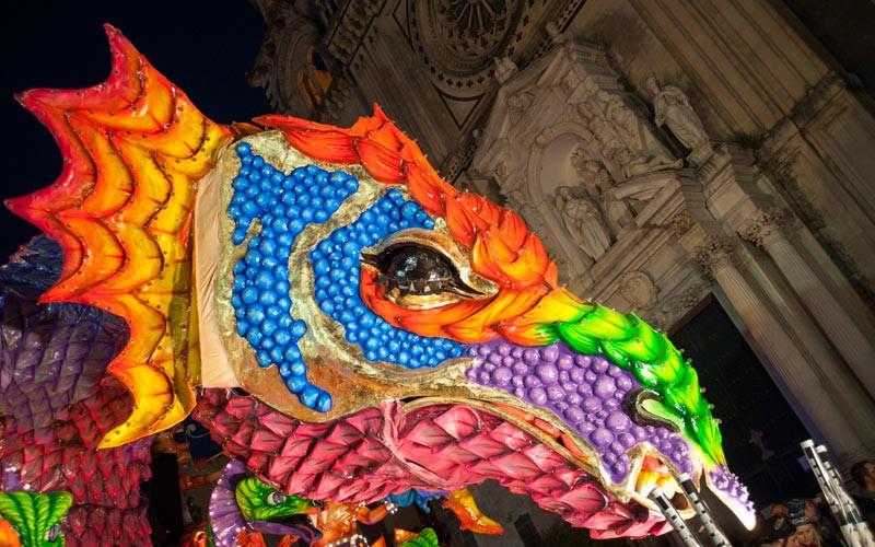 Carnevale 2015, iniziano le sfilate!