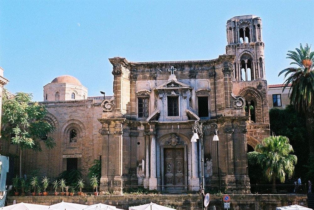 anta Maria dell'Ammiraglio (Chiesa della Martorana), Palermo