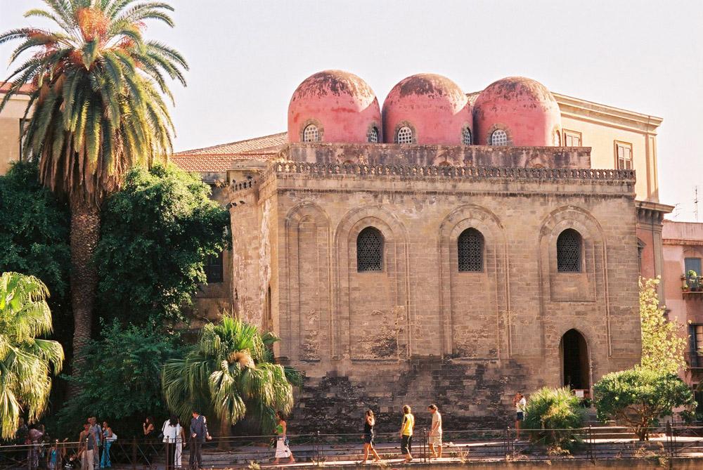 Chiesa di San Cataldo, Palermo