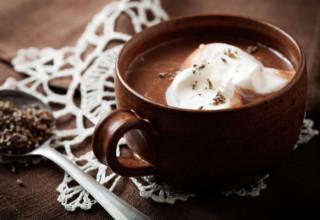 Tè e cioccolata per una giornata di freddo