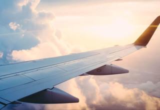 In volo da Palermo