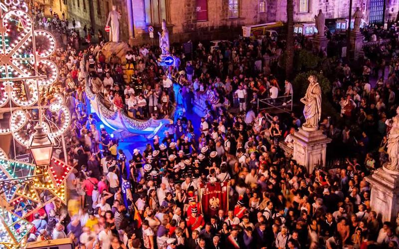 A Palermo torna il Festino di Santa Rosalia