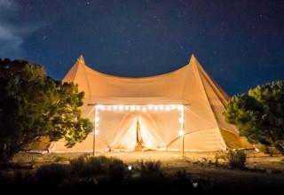 Glamping, una nuova idea di campeggio