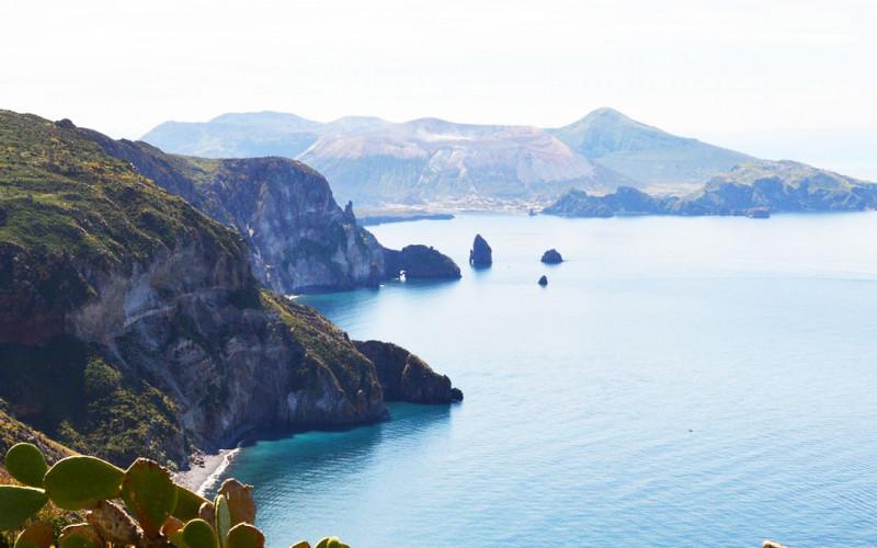 """Lipari, the """"sweet"""" island"""