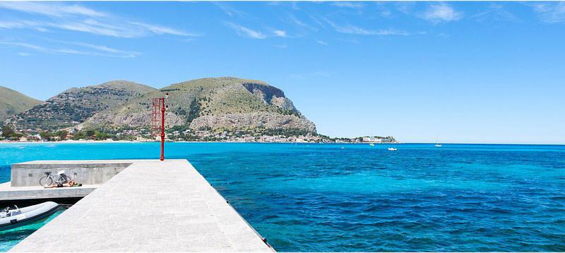 Mondello, come nasce la spiaggia di Palermo?