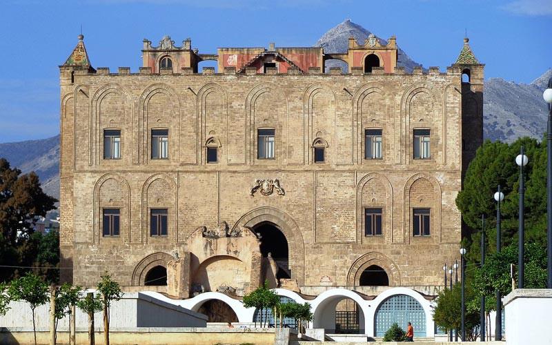 Il Castello della Zisa, splendida villeggiatura dei re