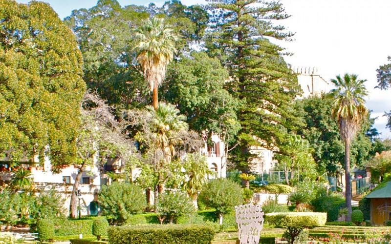 Palermo: riapre il Parco D'Orléans