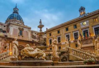 Cinque opere d'arte da non perdere a Palermo