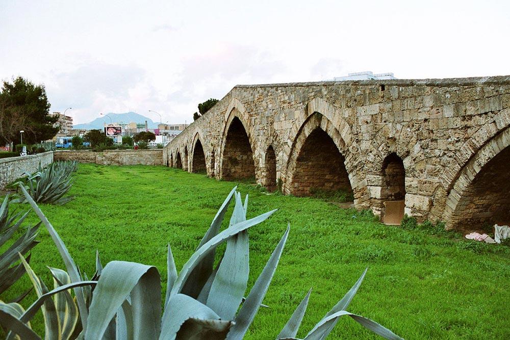 Ponte dell'Ammiraglio, Palermo