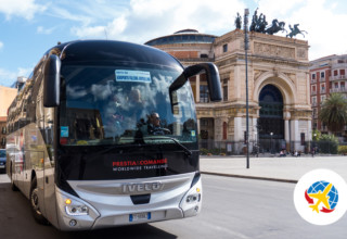 Travel safely on Prestia and Comandè vehicles