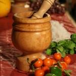 Rosso Aglio & Bianco Sale