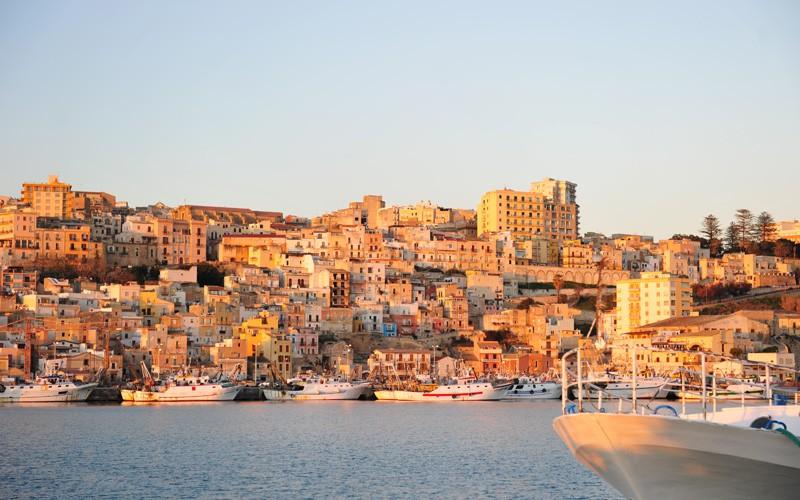 Sciacca regina delle coste italiane