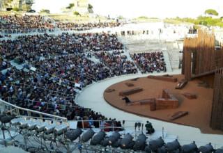 Teatro classico a Siracusa