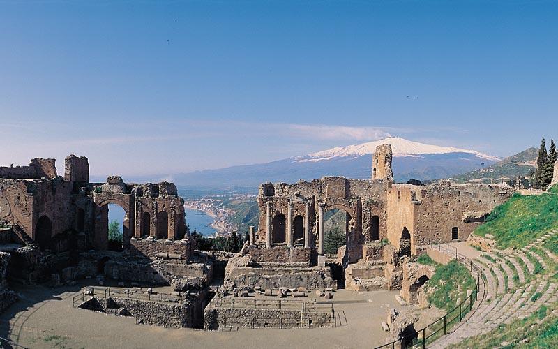 La grande musica è di casa a Taormina
