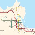 Tram e passante ferroviario di Palermo